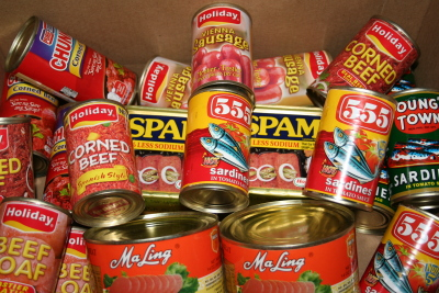 Canned Food Recipes Philippines